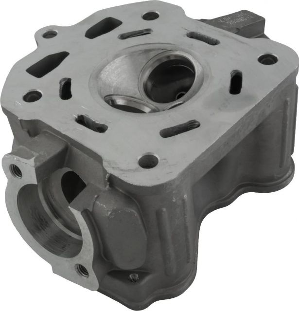Cylinder Head For Cylinder Piaggio Liquid Cooled: 200cc, Liquid Cooled