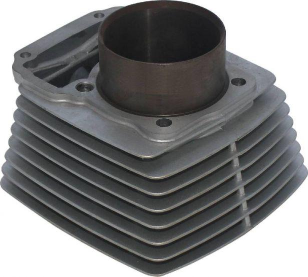 Cylinder Block - 250cc, Air Cooled