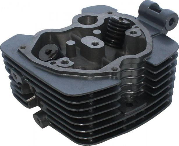Cylinder Head Assembly - 250cc, Air Cooled