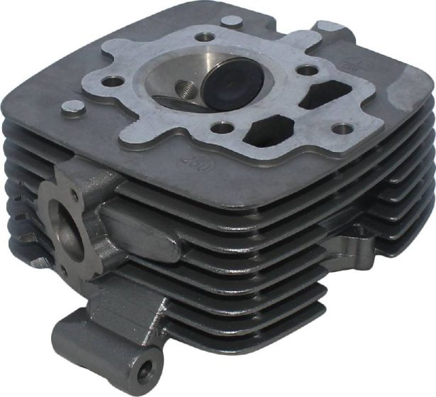 Cylinder Head For Cylinder Piaggio Liquid Cooled: Cylinder Head Assembly