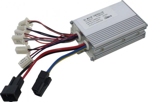 Controller - 24V, 350W, 20A