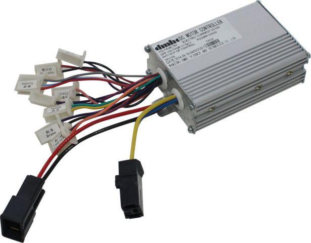 Controller - 36V, 1000W, 18A