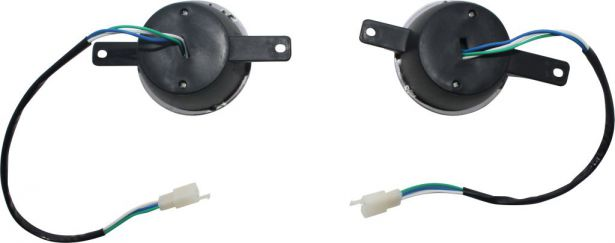 Front Light - Big Bull LED, Set (2pcs)