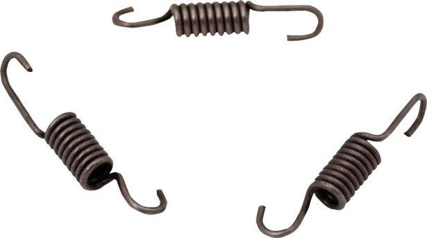 Clutch Shoe Spring - 9 coil, 41mm (set of 3)
