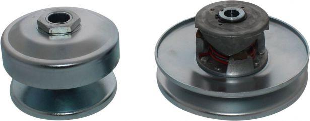 Clutch - CVT, Torque Converter Clutch Set, 40 Series