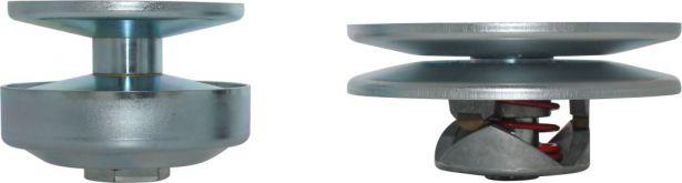 Clutch - CVT, Torque Converter Clutch Set, 40 Series - Multi