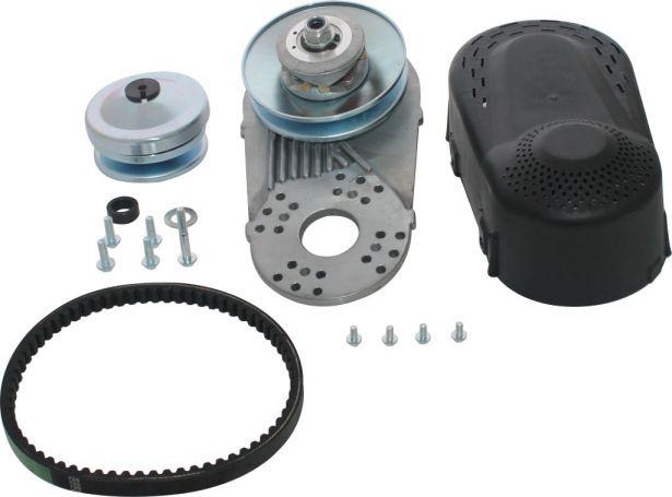 Clutch - CVT, Torque Convertor Clutch Set, 30 Series