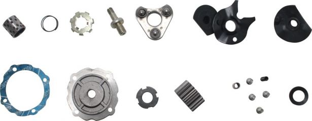 Clutch - Gear Set, 18pc