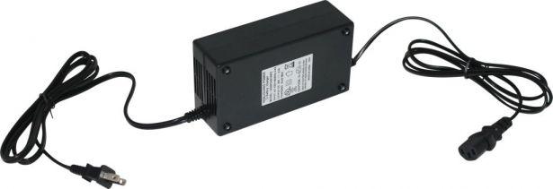 Charger - 80V, 2.5A, C13 Plug