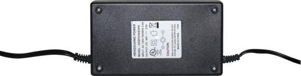 Charger - 48V, 3.5A, 3-Pin XLR Plug (Male DIN)