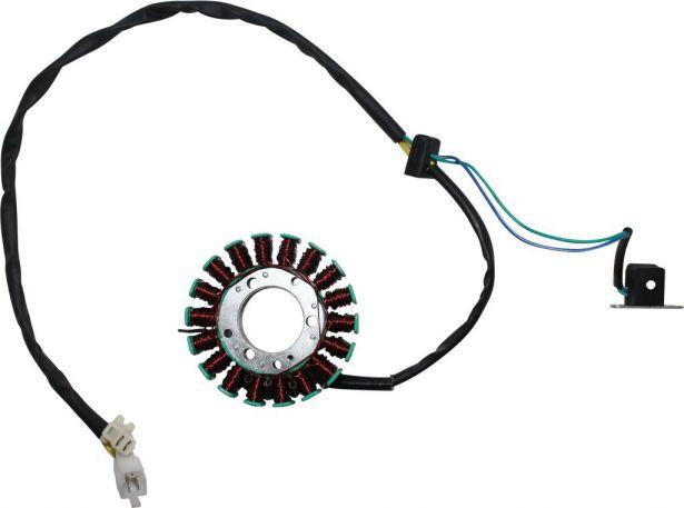 stator - magneto coil  18g  5 wire