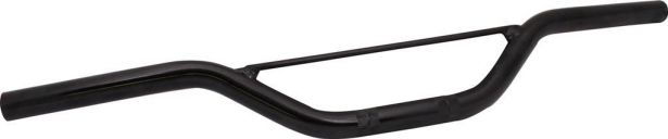 Handle Bar - Youth, Steel, Welded, Black