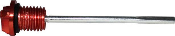 Dip Stick - Oil, 50cc to 250cc, CNC