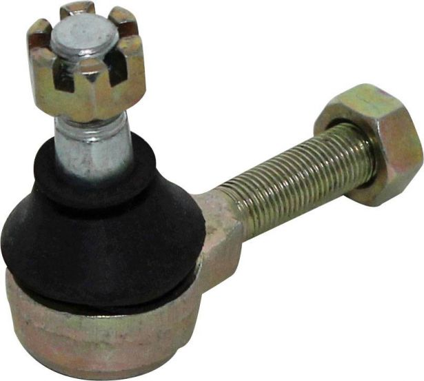 Tie Rod End - M12x1.25 Ball Stud, M12 Threaded Housing