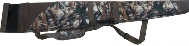Gun Bag - Camo, Soft Sided
