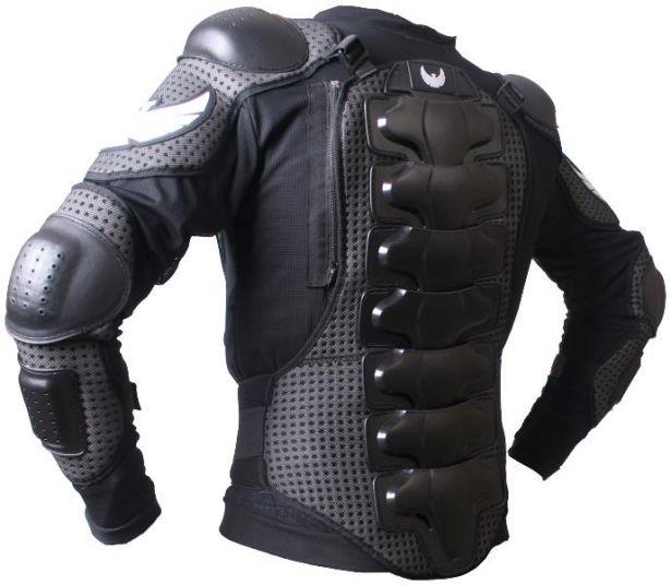 PHX TuffSkin Body Armor - Kids, Black, M