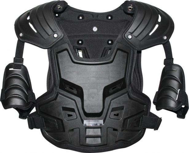 Chest Protector - PHX, Black