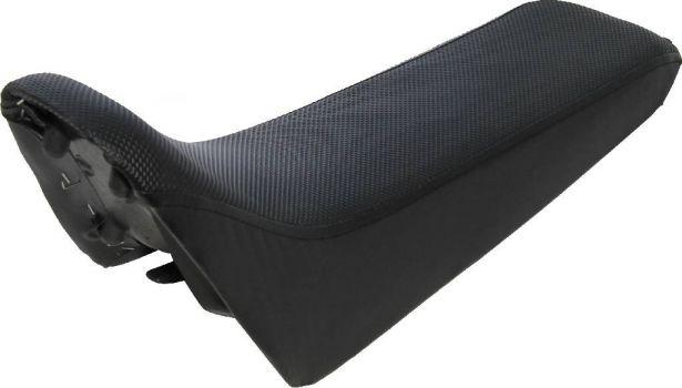 Seat - Dirt Bike, Black