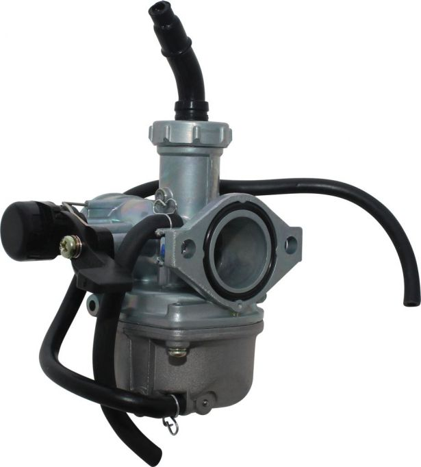 Carburetor - 25mm, Manual Choke