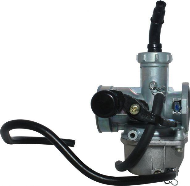 Carburetor - 25mm, Manual Choke