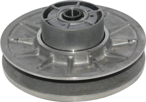 Clutch - Driver Pulley, 500cc, 550cc