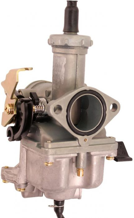 Carburetor - 27mm, Manual Choke with Primer