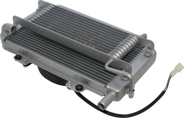 Radiator - 500cc, 550cc, with Cooler