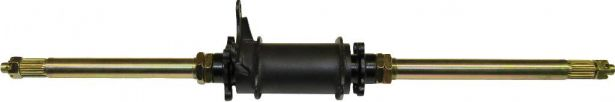 Axle - 74cm, 23 Spline