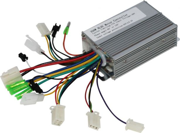 Controller - 48V, 350W, 17A, 120 Degree