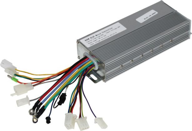 Controller - 48V, 1000W, 30A, 60 or 120 Degree