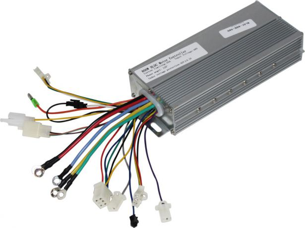 Controller - 48V, 800W, 30A, 120 Degree