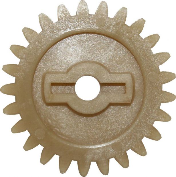 Water Pump Drive Gear - 25 Tooth, 250cc, 260cc, 300cc