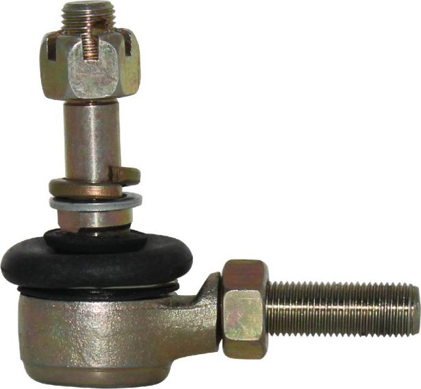 Tie Rod End - M12x1.25 Ball Stud, M12 Threaded Housing, UTV, Odes, 800cc