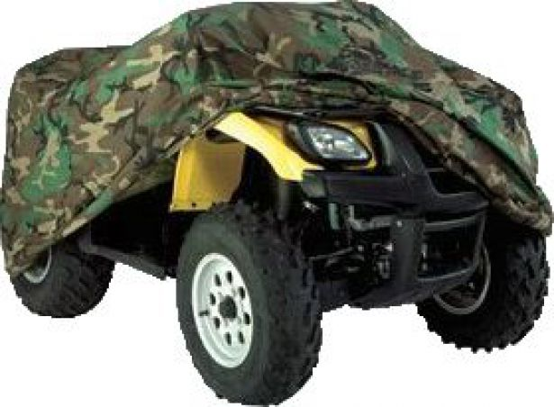 Universal Cover - ATV, Motorcycle & Scooter, Camo, Large