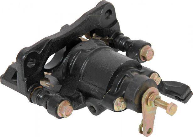 Brake Caliper - Rear Left, XY1100, Chironex 1000cc, 1100cc