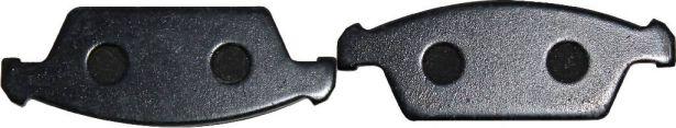 Brake Pads - XY1100, Chironex 1000cc, 1100cc (2pcs)