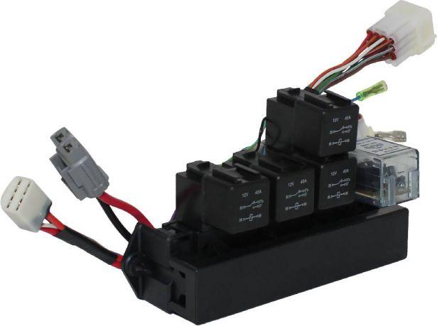 Fuse Box - XY1100, Chironex 1000cc, 1100cc