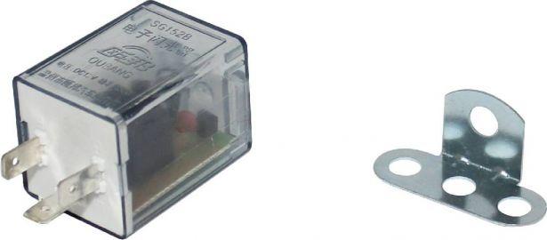Flash Assembly - Flasher, XY1100, Chironex 1000cc, 1100cc