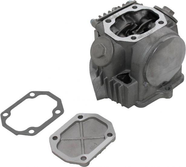 Cylinder Head Assembly - 50cc, Air Cooled