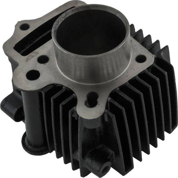 Cylinder Block - 90cc, Air Cooled