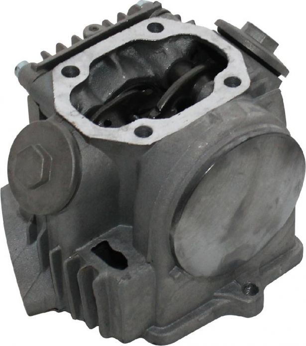 Cylinder Head Assembly - 90cc, Air Cooled