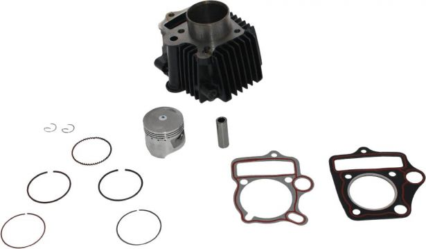 Cylinder Block Assembly - 70cc, 90cc, Air Cooled