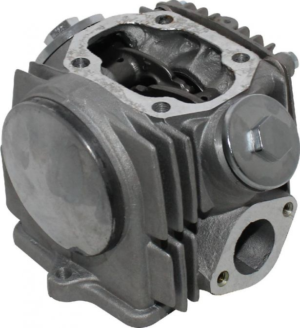 Cylinder Head Assembly - 110cc, Air Cooled