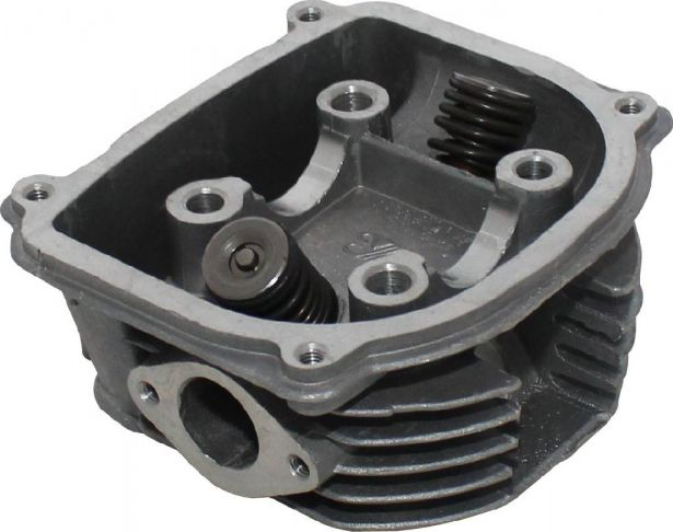 Cylinder Head Assembly - GY6, 125cc to 150cc, Air Cooled
