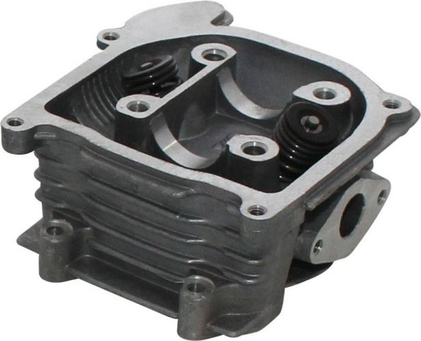 Cylinder Head Assembly - GY6, 50cc, Air Cooled