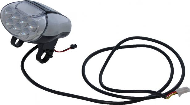 Front Light - Electric Bicycle