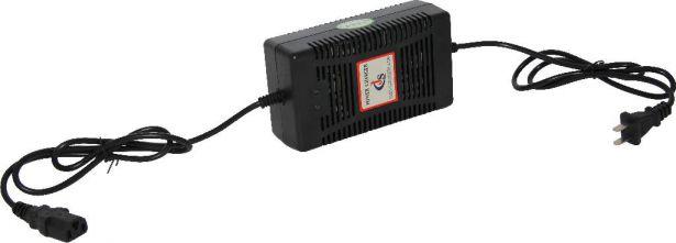 Charger - 36V, 1.8A, C13 Plug