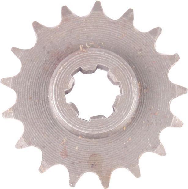 Sprocket - Front, 17 Tooth, T8F (8mm) Chain