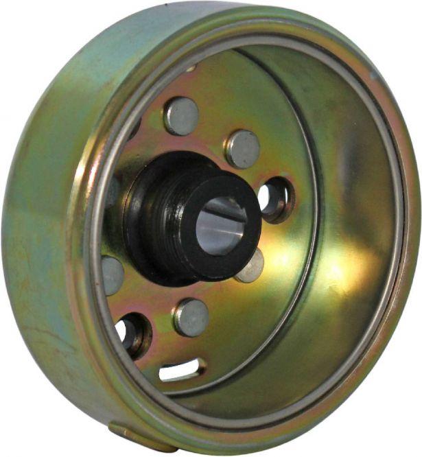 Magneto Cylinder - Flywheel, Honda, CF Moto, Hammerhead, 172MM, 250cc