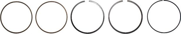Piston Rings - 91mm (5pcs), UTV, Odes, 800cc